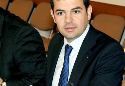 ministrul Agriculturii, Daniel Constantin