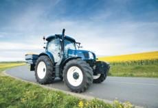 Gama de tractoare T6 a New Holland se extinde cu trei noi modele Auto Command™