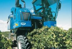 Combine pentru recoltarea strugurilor New Holland VL 6060