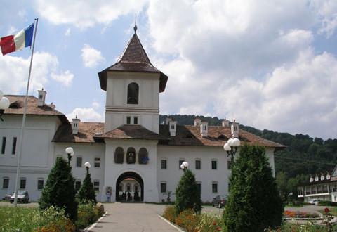 Mănăstirea brâncovenească Sâmbăta de Sus