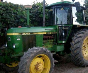 vand-tractor