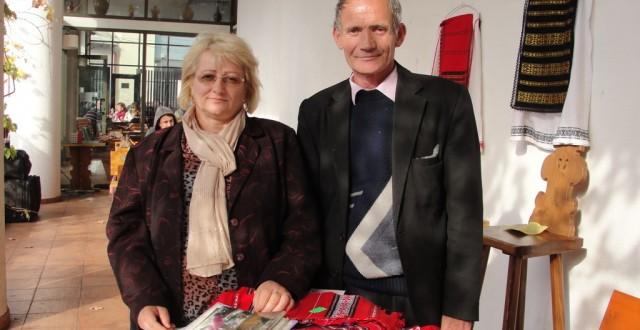 Sericicultori din Romania
