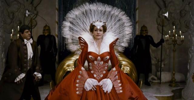 Alba ca Zapada a fost ecranizata de multe ori, in rolurile principale fiind actrite de marca, cum este si Julia Roberts.