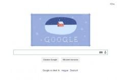 google doodle christmas
