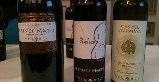 vinuri romanesti