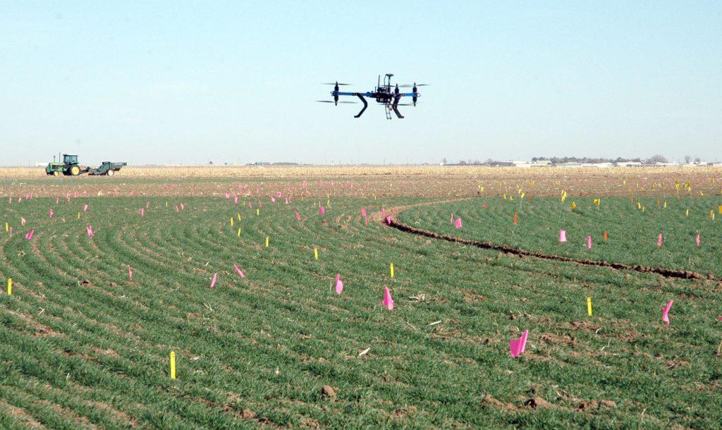 drona agricola