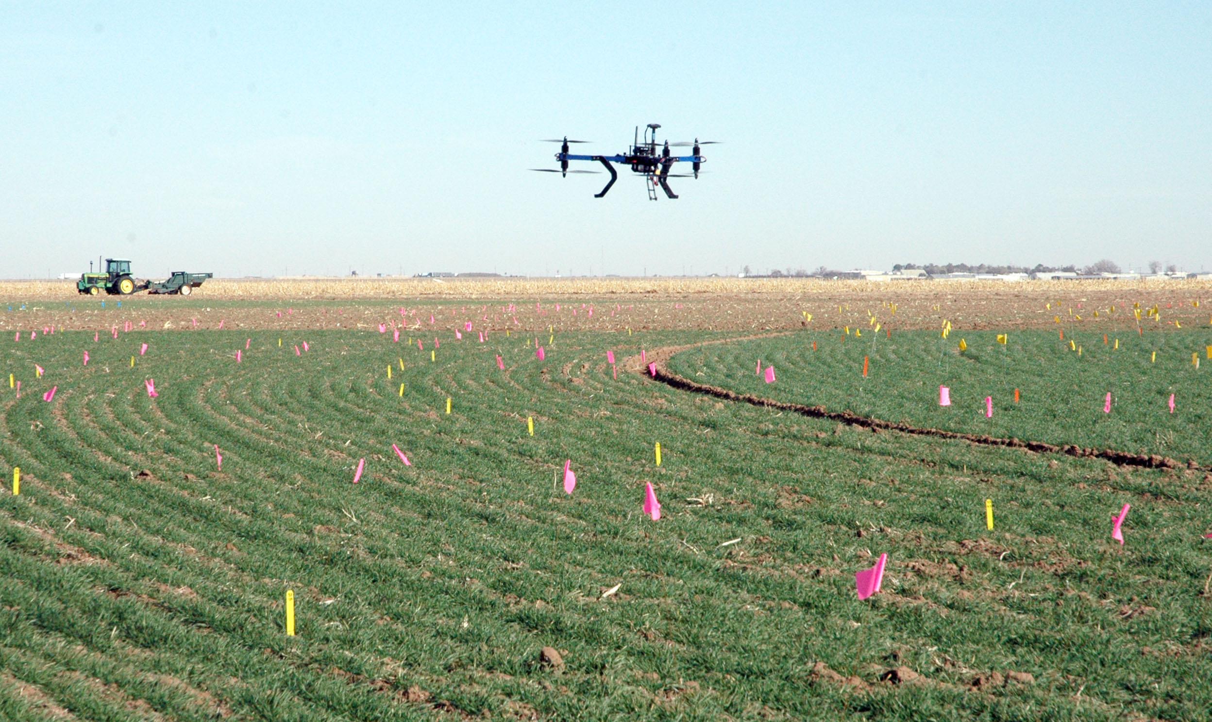 drone intelligent