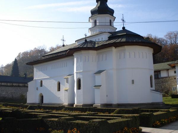 Biserica Manastirii Bogdana