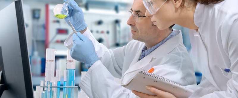 cercetare laborator