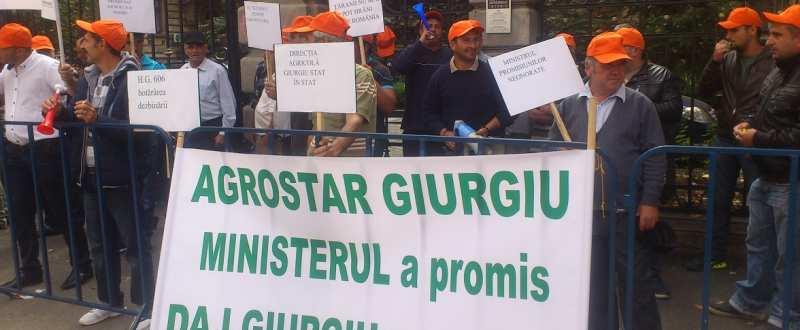 protest agrostar
