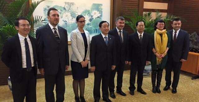 vizita oficiala china, botanoiu
