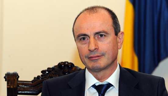 Achim Irimescu, MADR, ministerul agriculturii, ministru