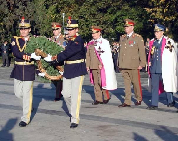 veterani ai celui de al doilea razboi mondial _Parcul_Carol