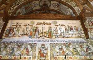 Mănăstirea_Bârsana_-_Pictura_Altar