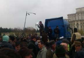 protest claudiu franc