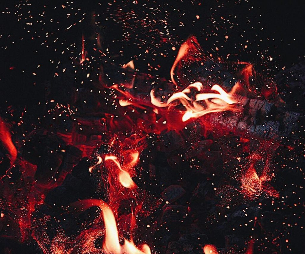 ardere resturi vegetale, ardere miristi