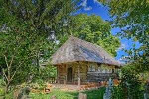 Biserica de lemn din satul Ursi